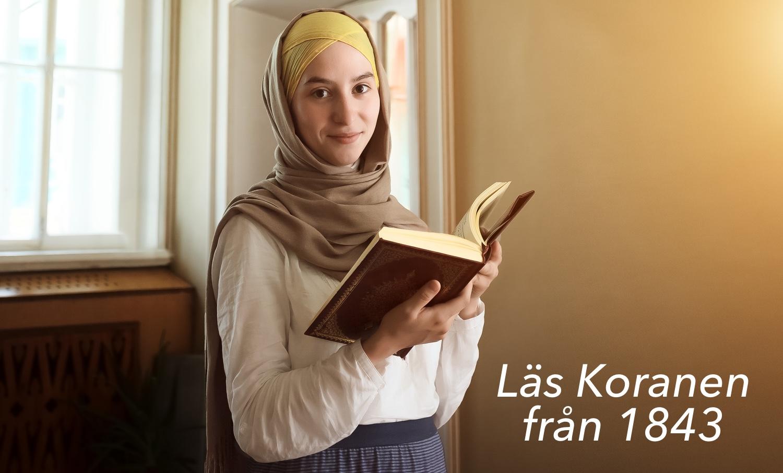 Koranen1843.se